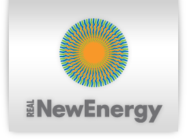 RealNewEnergy logo